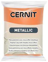 """Глина полимерная """"CERNIT Metallic"""" (ржавчина; 56 г)"""