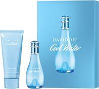 """Подарочный набор """"Cool Water"""" (туалетная вода, гель для душа)"""