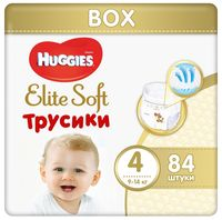 "Подгузники-трусики ""Elite Soft Box 4"" (9-14 кг; 84 шт.)"