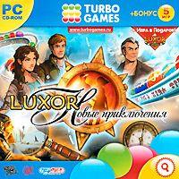 Turbo Games. Luxor. Новые приключения
