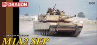 "Американский танк ""M1A2 SEP"" (масштаб: 1/35)"