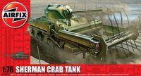 "Танк-тральщик ""Sherman Crab"" (масштаб: 1/76)"