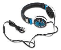 Наушники Mediana HP-712BBU (Black/Blue)