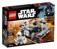 "LEGO Star Wars ""Спидер Первого ордена"""