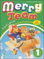 Merry Team: Pupil's Book v. 1