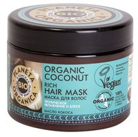 "Маска для волос ""Organic Coconut"" (300 мл)"