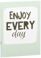 Enjoy every day (light blue)