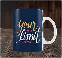"""Кружка """"Your limit"""" (art. 120)"""