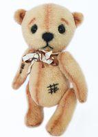 """Набор для шитья из плюша """"Любимый медвежонок"""""""