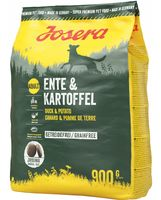 """Корм сухой для собак """"Ente & Kartoffel"""" (0,9 кг; утка и картофель)"""