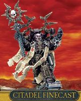 "Миниатюра ""Warhammer 40.000. Finecast: Chaos Space Marines Dark Apostle"" (43-63)"