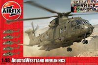 """Многоцелевой вертолет """"AgustaWestland Merlin HC3"""" (масштаб: 1/48)"""