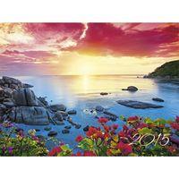 """Календарь настенный на 2015 год """"Природа. Голубая лагуна"""""""