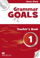Grammar Goals. Teacher`s Book 1 (+ CD)