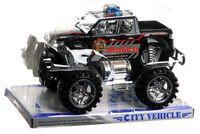 """Машинка инерционная """"Police. City Vehicle"""""""