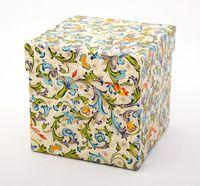 "Подарочная коробка ""Birds. Florentine Style"" (11х11х11 см)"