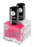 """Набор лаков для ногтей """"Gel Effect Duo"""" (тон: 168)"""