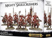 Warhammer Age of Sigmar. Blades of Khorne. Mighty Skullcrushers (83-13)