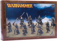 "Набор миниатюр ""Warhammer FB. High Elf Shadow Warriors"" (87-18)"