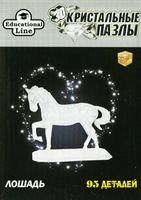 "Пазл ""3D Crystal Puzzle. Лошадь"" (95 элементов)"