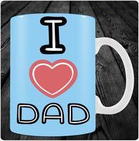 "Кружка ""I Love Dad"" (art. 3)"