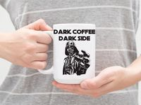 "Кружка ""Dark coffee"" (арт. 657)"