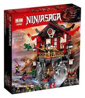 """Конструктор Ninja Go """"Храм Воскресения"""""""
