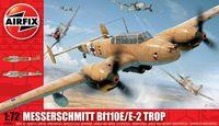"Бомбардировщик ""Messerschmitt BF110E/E-2"" (масштаб: 1/72)"