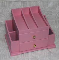 "Комод ""Принцесса"" (розовый; арт. МВ01032.21)"