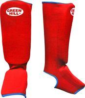 Защита голень-стопа SIC-6131 (M; красная)