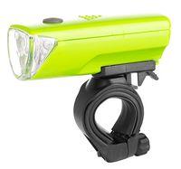"""Фонарь передний для велосипеда """"HW 160123A-A"""" (зелёный)"""