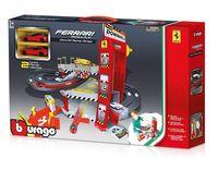"Паркинг ""Bburago. Ferrari Downhill Racing Garage"""
