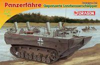 "Транспортный тягач-амфибия ""Panzerfahre Gepanzerte Landwasserschlepper Prototype Nr.I"" (масштаб: 1/72)"