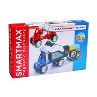 """Конструктор магнитный """"SmartMax. Транспорт"""""""