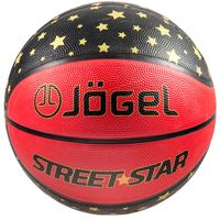 Мяч баскетбольный Jogel Street Star №7