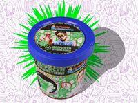 """Набор для выращивания кристаллов """"Лучшие эксперименты. Вырасти зелёного пушистика"""""""