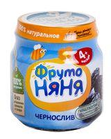 """Детское пюре ФрутоНяня """"Чернослив"""" (100 г)"""