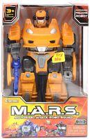 """Робот-трансформер """"Mars"""" (со световыми и звуковыми эффектами)"""