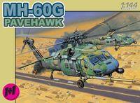 """Набор вертолетов """"MH-60G Pavehawk"""" (масштаб: 1/144)"""