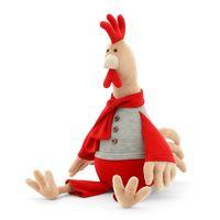 """Мягкая игрушка """"Петушок Юрик"""" (30 см)"""