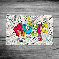 """Косметичка """"Music"""" (арт. 22)"""
