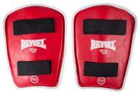 Защита голени RV-501 (XL; красная)