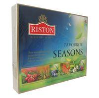"""Чай """"Riston. Любимые времена года"""" (30 пакетиков; ассорти)"""