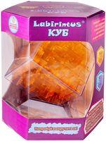 """Лабиринтус """"Куб"""" (10 см, жёлтый)"""