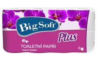 "Туалетная бумага ""Plus"" (8 рулонов)"