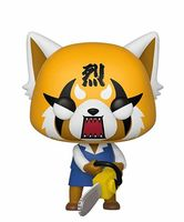 "Фигурка ""Aggretsuko. Retsuko with Chainsaw"""