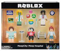 """Игровой набор """"Roblox. МипСити: Мип Больница"""""""