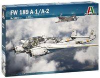 """Сборная модель """"Самолет FW 189 A-1/A-2"""" (масштаб: 1/72)"""