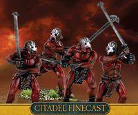 "Набор миниатюр ""LotR/The Hobbit. Finecast: Uruk-Hai Berserkers"" (10-62)"