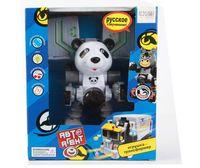 """Робот-трансформер """"АвтоАгент"""" (панда; со звуковыми эффектами)"""